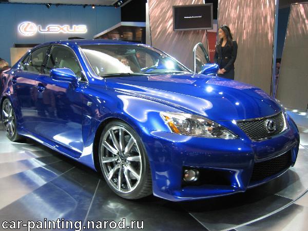 Automotive paint repair for Car paint cost