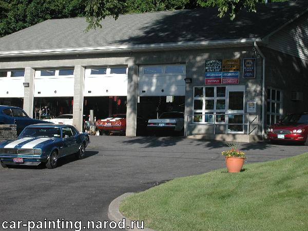 Painting Car Cheap Tampa