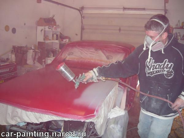 how to paint a car with spray. Black Bedroom Furniture Sets. Home Design Ideas